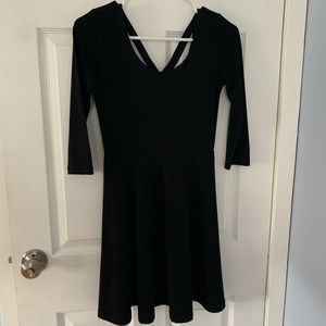 F21 Little Black Dress